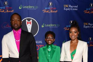 Dwyane Wade's Trans Daughter Zaya Makes Red Carpet Debut