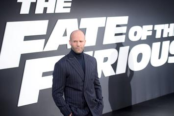 Jason Statham Pulls Out Of New Kevin Hart Movie