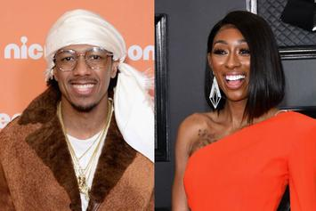 "Lala Milan Playfully Tells Nick Cannon He Can't Rap: ""Just Stop"""