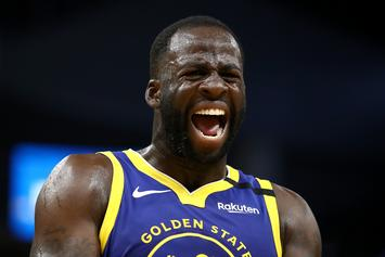 Draymond Green Reacts With Concern To NBA Coronavirus Scare