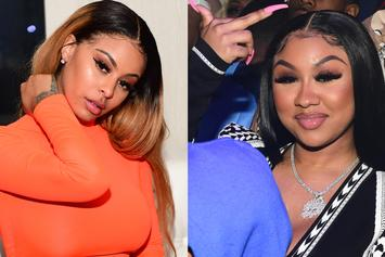 Alexis Skyy & Ari Fletcher Finally Had Their Run-In At A Strip Club