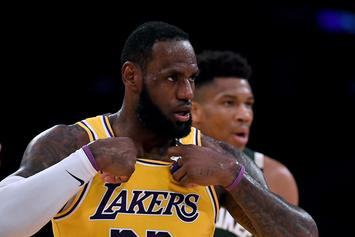 LeBron James Dreams Of Wakanda During Coronavirus Shutdown