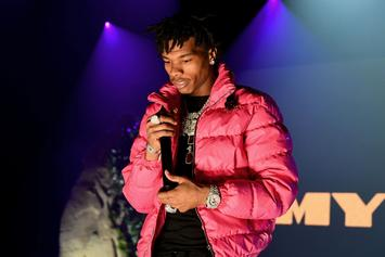 Lil Baby's Fidgety Interview Goes Viral
