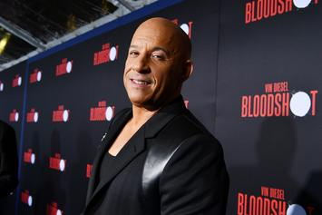 Vin Diesel Loves Singing, Confirms He'll Be Releasing An Album