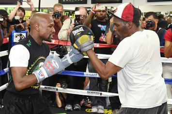 Floyd Mayweather's Uncle, Roger Mayweather, Dead At 58