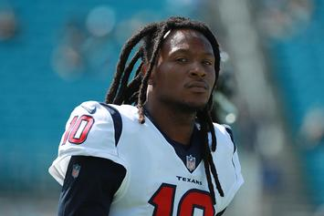 DeAndre Hopkins Responds To Michael Irvin's Inflammatory Comments