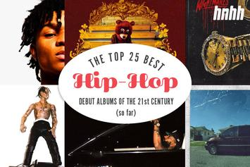 Top 25 Best Hip-Hop Debut Albums Of The 21st Century (So Far)