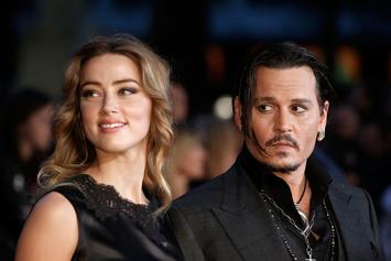 Johnny Depp & Amber Heard's Violent Altercation Detailed