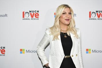 "Tori Spelling Apologizes For Racist ""McQuisha"" Costume"