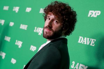 Lil Dicky Wants Drake To Sign Sex Scene Poster