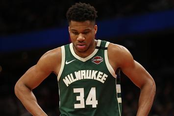 Giannis Antetokounmpo Shares Somber Message Amid NBA Hiatus