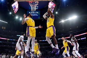 Lakers Receive Swift Coronavirus Testing Following Nets Game