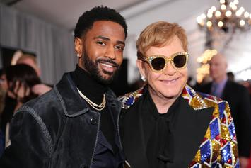 Big Sean Received Encouraging, Hourlong Birthday Call From Elton John
