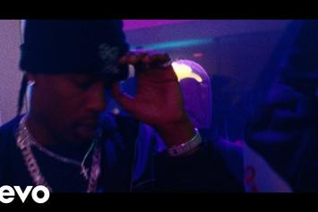 """Travis Scott & Young Thug Take It """"OUT WEST"""" For The Official Video"""
