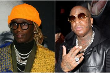 "Young Thug & Birdman Link Up For ""Slatt Business"""