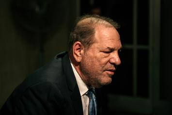 Harvey Weinstein Tests Positive For Coronavirus: Report