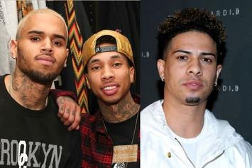 Chris Brown Fans Aren't Happy With His Video With Tyga & Austin McBroom