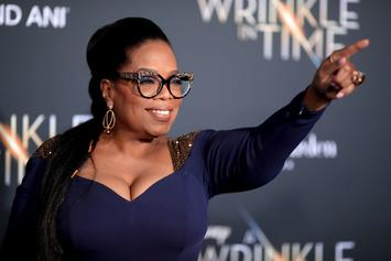 Oprah Winfrey Banishes Stedman Graham To The Guesthouse