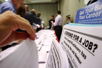 Unemployment Claims Reach All-Time High
