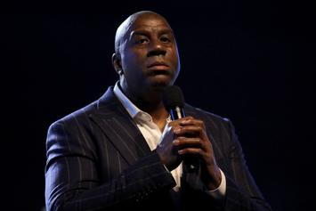 Magic Johnson Explains Who's Hurt Most By The NBA Shutdown