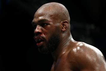 Jon Jones' Arrest Caught On Tape With Police Body-Cam