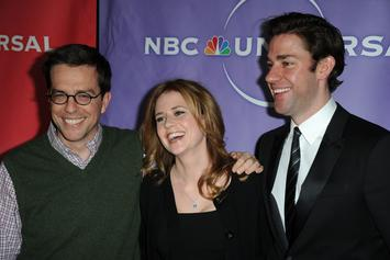 The Office Writers Tried To Break Up Jim & Pam For Final Season