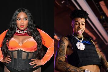 Lizzo Responds To Blueface Shooting His Shot