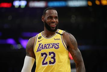 LeBron James NBA 2K Tattoo Lawsuit Receives New Judgment