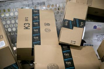 Package-Spitting Amazon Delivery Man Officially Fired