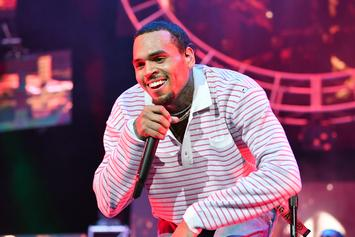 "Chris Brown Calls Out Drake Following Comedian Sinbad's ""Dark White"" Jokes"
