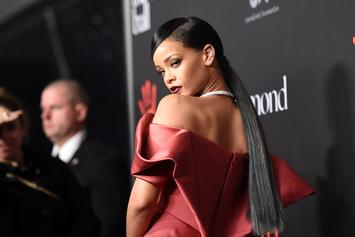 "Rihanna Wants ""3 Or 4"" Kids Within 10 Years With Or Without A Partner"