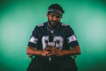 "Joyner Lucas Tells Fans To Stop Streaming ""ADHD"" & Listen To Nipsey Hussle"