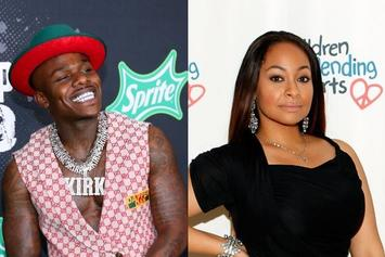 DaBaby & Raven-Symoné Link Up After Flirtatious IG Live Session
