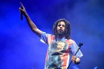 "J. Cole's ""Middle Child"" Goes 5x Platinum"