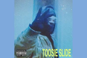 "Drake Drops Off ""Toosie Slide"" In Hopes Of Creating Dance Craze"
