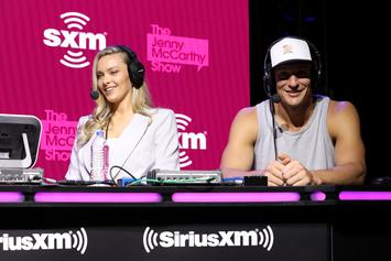 Rob Gronkowski & Camille Kostek Get Lovey-Dovey In KYGO Video
