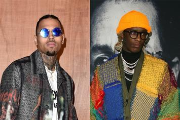 Chris Brown & Young Thug Announce New Mixtape