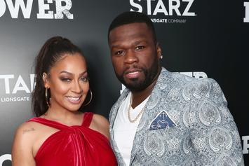 La La Anthony's Bikini Thirst Trap Attracts 50 Cent