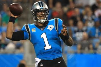 Cam Newton Tells Chris Paul His Feelings On Panthers Situation