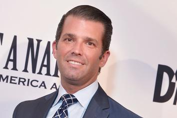 "Trump Jr. Jokingly Advocates For ""Tiger King"" Joe Exotic's Pardon"
