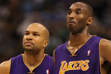Derek Fisher Opens Up About The Loss Of Kobe Bryant