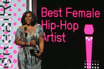 "Remy Ma Won't Give Name Of Female Artist Who ""Wished Bad"" On Her"
