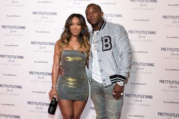 "Malika Haqq Is ""Addicted"" To Newborn Son With O.T. Genasis"