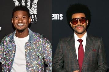 Usher Responds To The Weeknd By Launching Singing #ClimaxChallenge