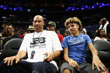 LaVar Ball Breaks Silence On LaMelo's NBL Team Purchase