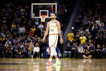 Steph Curry Claims He Can Drop 60 On Anybody