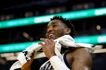 Donovan Mitchell Unveils The Adidas D.O.N. Issue #2: Details