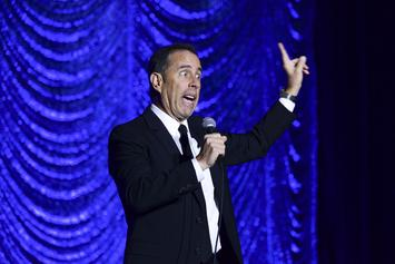 "Jerry Seinfeld's New Netflix Special, ""23 Hours to Kill,"" Gets Release Date"