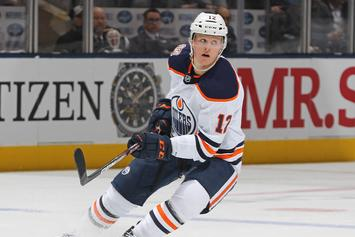 Oilers Forward Colby Cave Dies At 25 After Suffering Brain Bleed