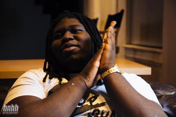 Young Chop Is All Smiles In His Mugshot